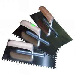 Xplo Tools - notched trowel